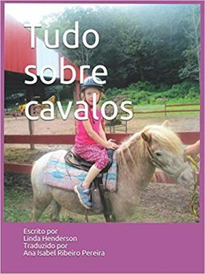 cover image of Tudo sobre cavalos