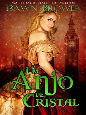 cover image of Um Anjo de Cristal