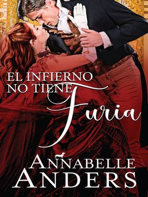 cover image of El Infierno No Tiene Furia
