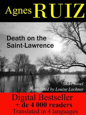 cover image of Death on the St. Lawrence