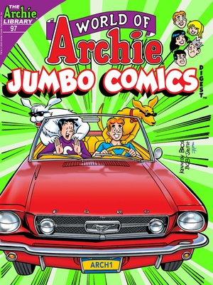 cover image of World of Archie Double Digest #97