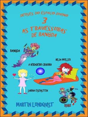 cover image of Deuses do Espaço Divino 3