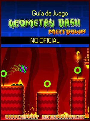 cover image of Guía de Juego Geometry Dash Meltdown no Oficial
