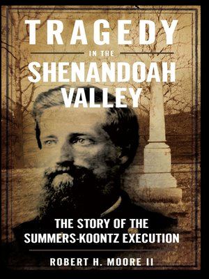 cover image of Tragedy in the Shenandoah Valley
