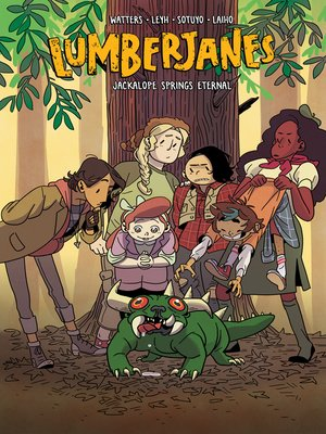 cover image of Lumberjanes (2014), Volume 12
