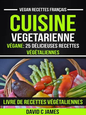 cover image of Cuisine Vegetarienne