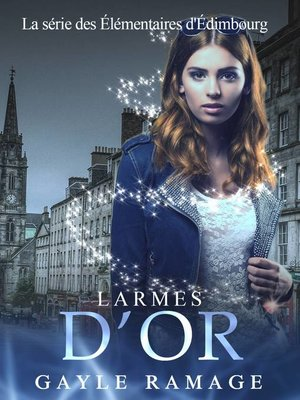 cover image of Larmes d'or
