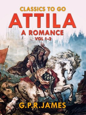 cover image of Attila, Volume 1-2