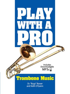 cover image of Play with a Pro Trombone Music