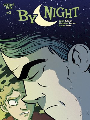 cover image of By Night (2018), Issue 3