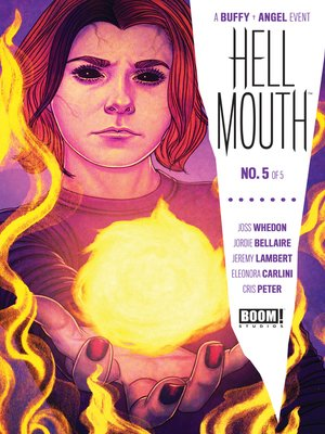 cover image of Hellmouth (2019), Issue 5