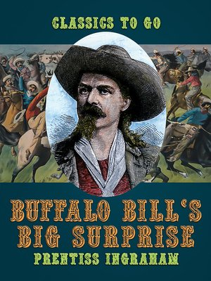 cover image of Buffalo Bill's Big Surprise