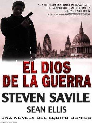cover image of El dios de la guerra