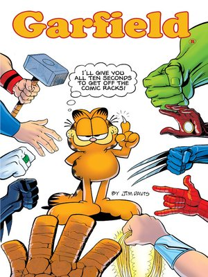 cover image of Garfield (2012), Volume 2
