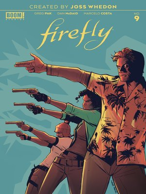 cover image of Firefly (2018), Issue 9