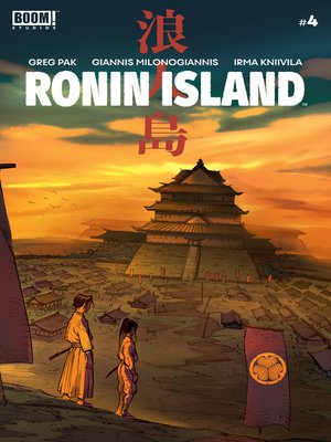 cover image of Ronin Island, Issue 4