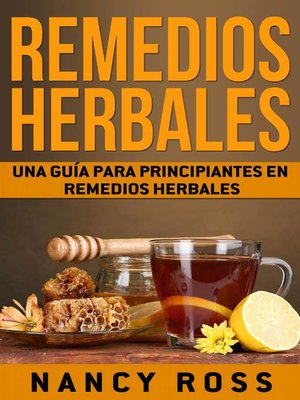 cover image of Remedios Herbales