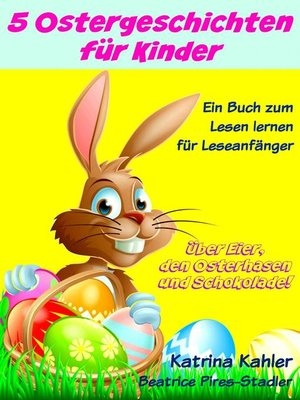 cover image of 5 Ostergeschichten für Kinder