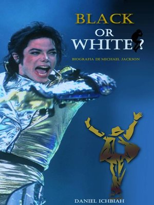 cover image of Michael Jackson, Black or White
