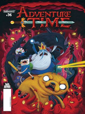 cover image of Adventure Time #36