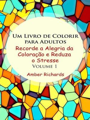 cover image of Um Livro de Colorir para Adultos