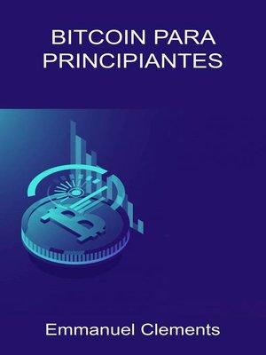 cover image of Bitcoin para principiantes