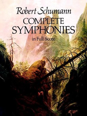 cover image of Complete Symphonies in Full Score