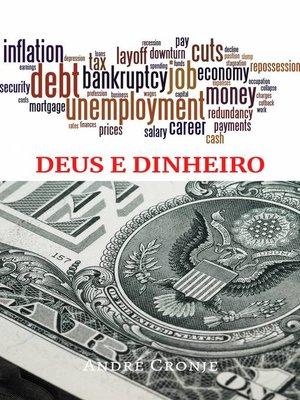 cover image of Deus E Dinheiro