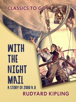 cover image of With the Night Mail a Story of 2000 A.D.