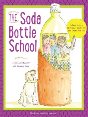 cover image of The Soda Bottle School