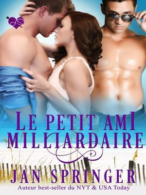 cover image of Le petit ami milliardaire