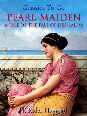 cover image of Pearl-Maiden