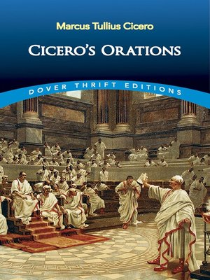 cover image of Cicero's Orations