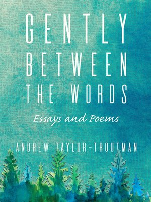 cover image of Gently Between the Words