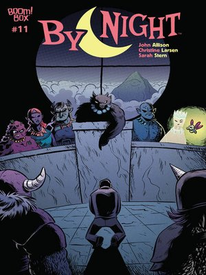 cover image of By Night (2018), Issue 11
