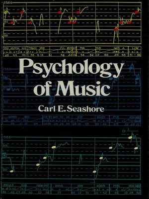 cover image of Psychology of Music
