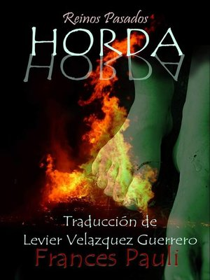 cover image of Horda