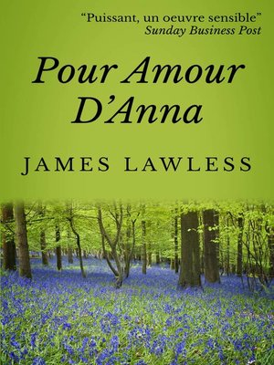 cover image of Pour amour d'Anna