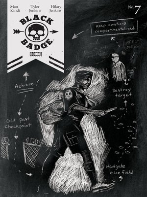 cover image of Black Badge (2018), Issue 7