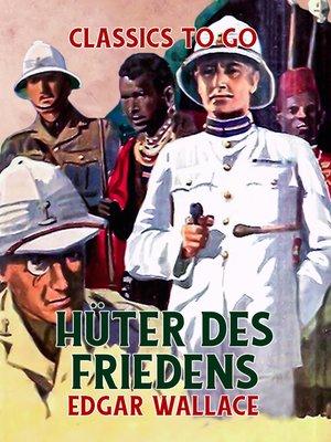 cover image of Hüter des Friedens
