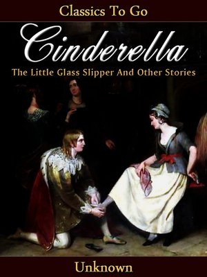 cover image of Cindrella