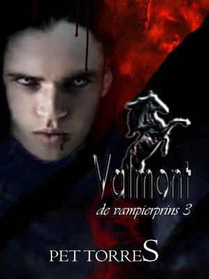 cover image of Valmont--de vampierprins 3