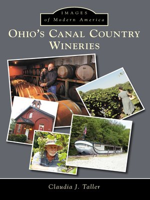 cover image of Ohio's Canal Country Wineries