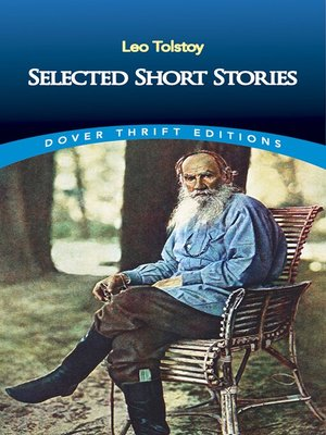 cover image of Leo Tolstoy: Selected Short Stories
