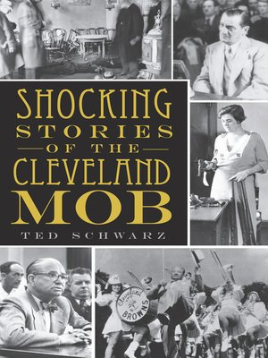 cover image of Shocking Stories of the Cleveland Mob