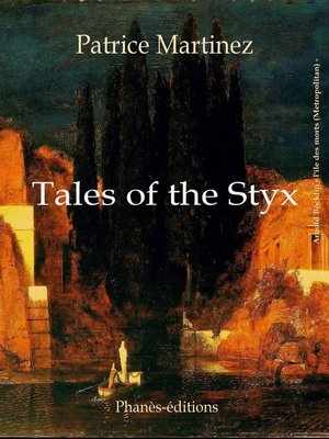 cover image of Tales of the Styx