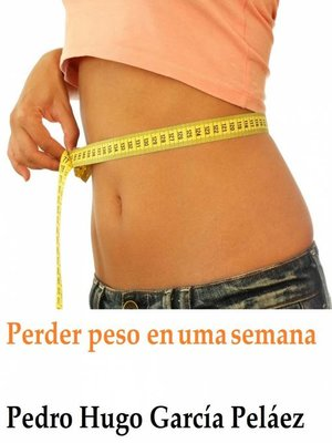 cover image of Perder Peso Em Uma Semana