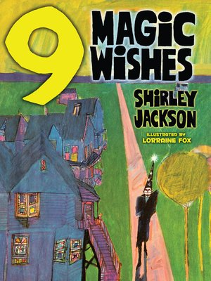 cover image of Nine Magic Wishes