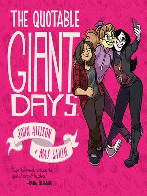 cover image of The Quotable Giant Days