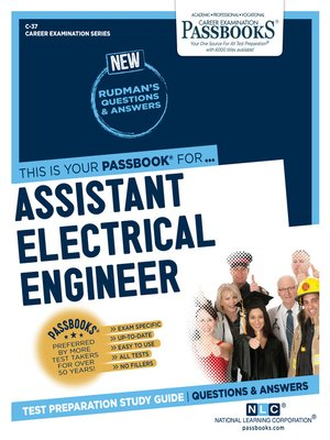 cover image of Assistant Electrical Engineer